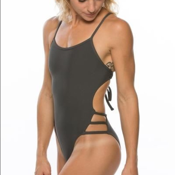 9135f5a1e4c Jolyn Clothing Swim | Jolyn Gavin Tie Back Onesie | Poshmark